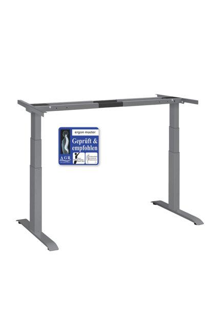 ergon Master Tischgestell Anthrazit für Tisch-Umbau| solergo.ch