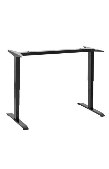 Ergon Project 2 Tischbeine zum Tisch nachrüsten schwarz‣ solergo.ch