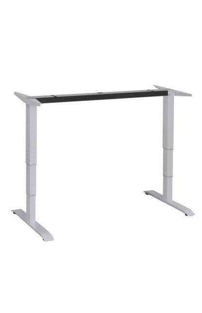 Ergon Project 2 Tischbeine zum Tisch nachrüsten silber‣ solergo.ch
