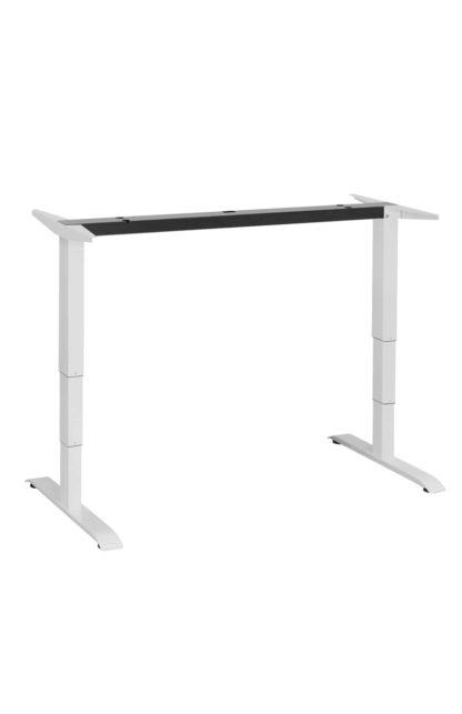 Ergon Project 2 Tischbeine zum Tisch nachrüsten weiss‣ solergo.ch
