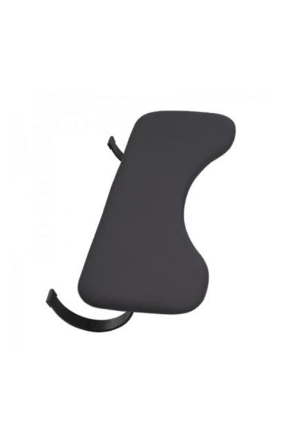 ergonomische Armauflage anthrazit‣ solergo.ch