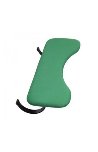 ergonomische Armauflage grün‣ solergo.ch