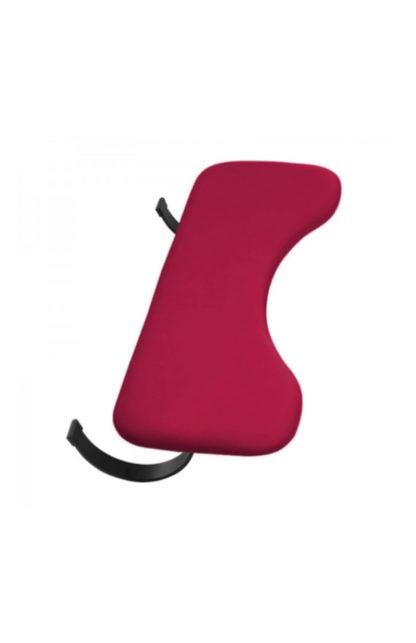 ergonomische Armauflage rot‣ solergo.ch