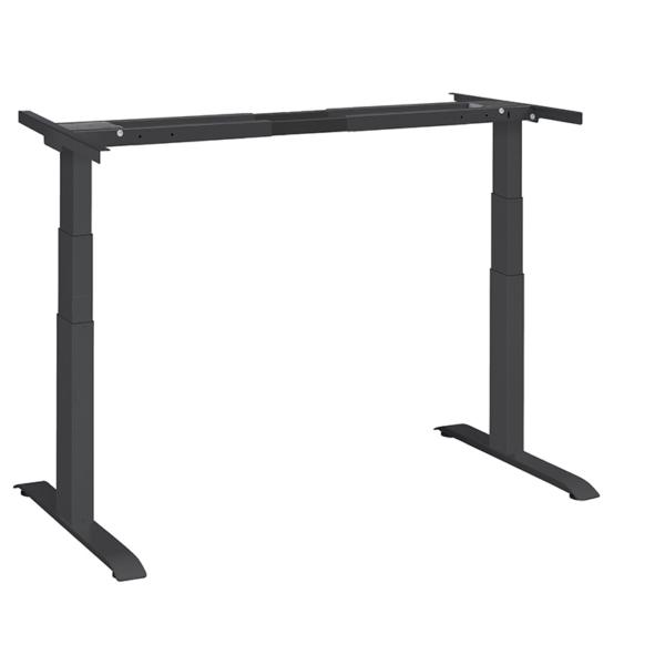 elektrisch höhenverstellbares Tischgestell Ergon Master schwarz