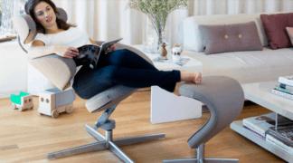 Aktive Erholung mit varier Relaxstühlen