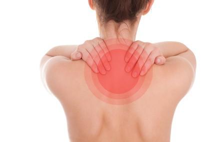 Nackenschmerzen im Büro reduzieren