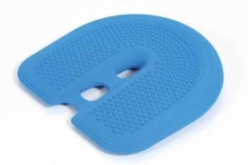 Dynair Comfort Keil-Ballkissen mit Noppen blau