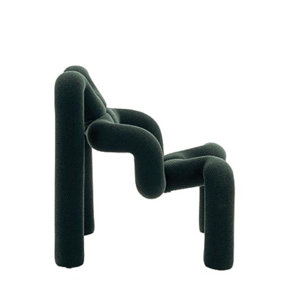 varier Ekstrem schwarz Stuhl