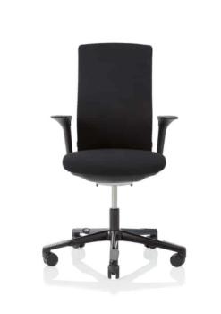 HÅG Futu Bürostuhl schwarz Front