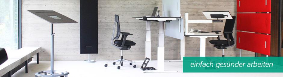 Steh-Sitz-Arbeitstische