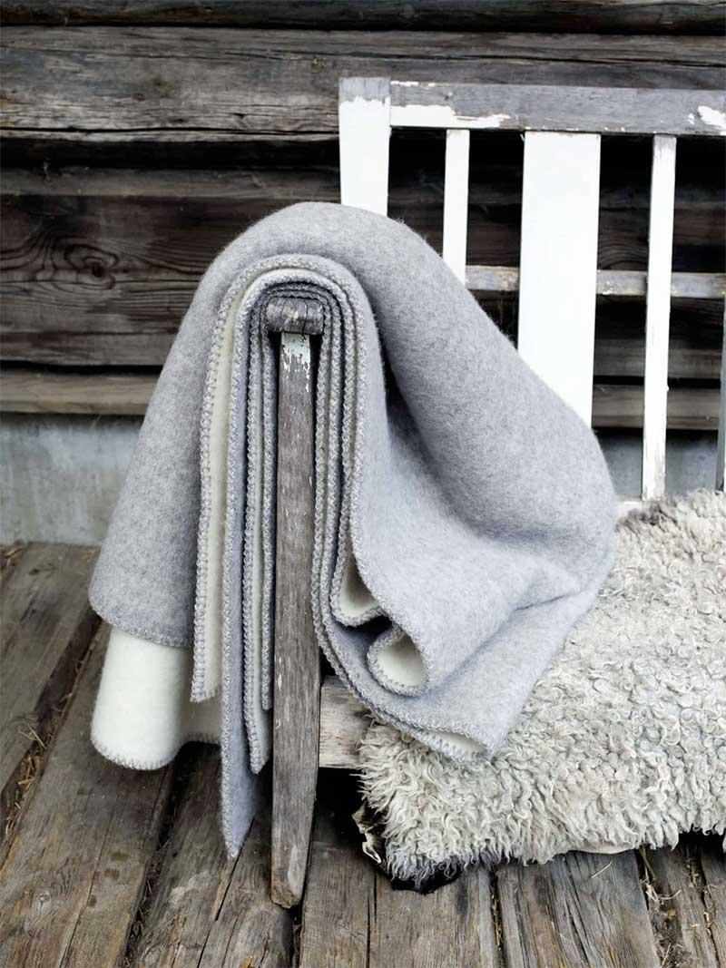 stemor wolldecke roros tweed. Black Bedroom Furniture Sets. Home Design Ideas