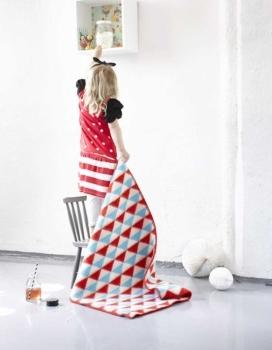 Tivoli Wolldecke Roros Tweed
