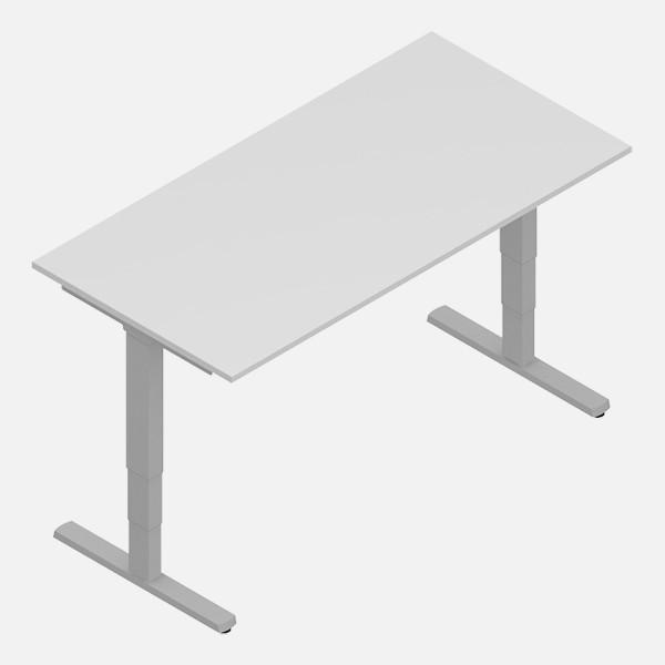 Optimo E23 elektrischer Steh-Sitzbürotisch