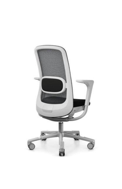 HAG SoFi Mesh 7500 Bürostuhl hinten mit Armlehnen‣ solergo.ch