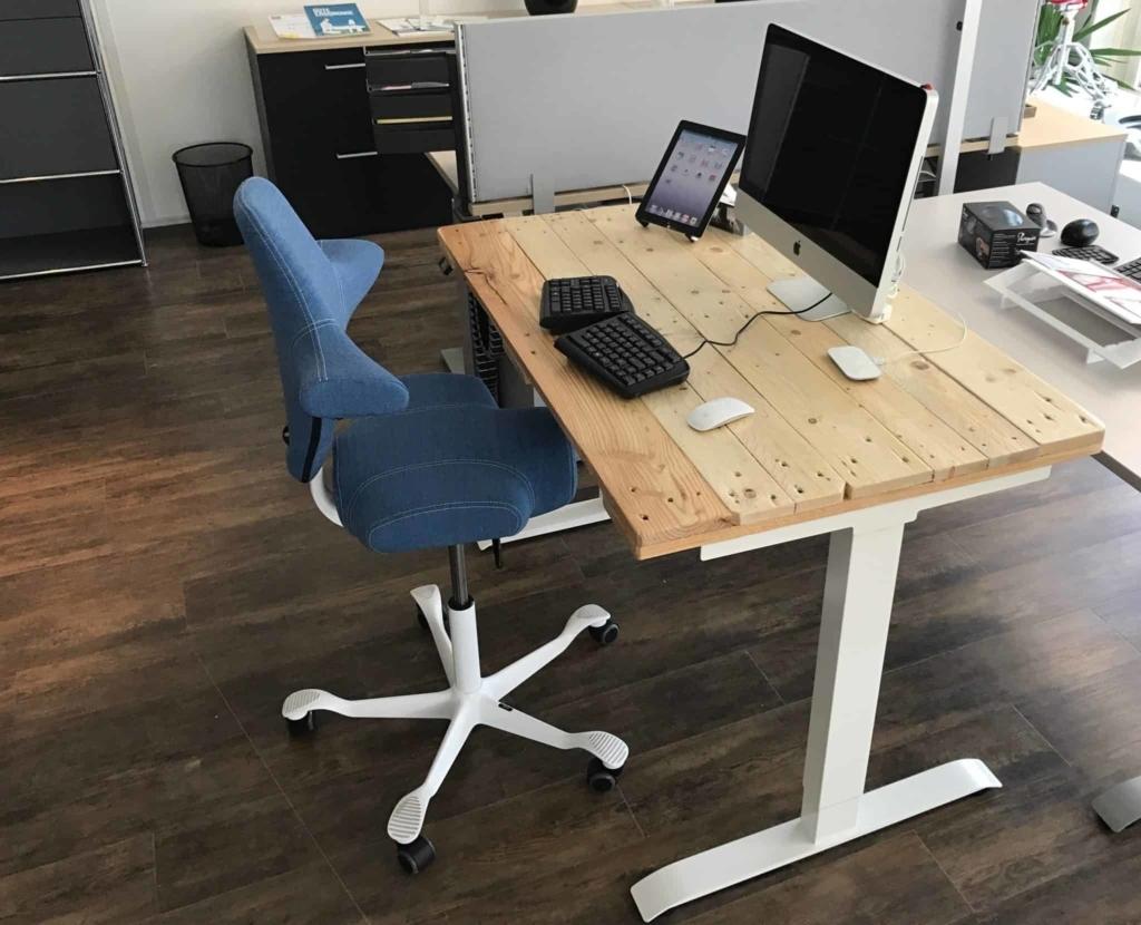 Elektrischer Schreibtisch Do it yourself