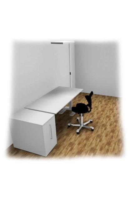 Büroeinrichtung Start-Up - HomeOffice‣ solergo.ch