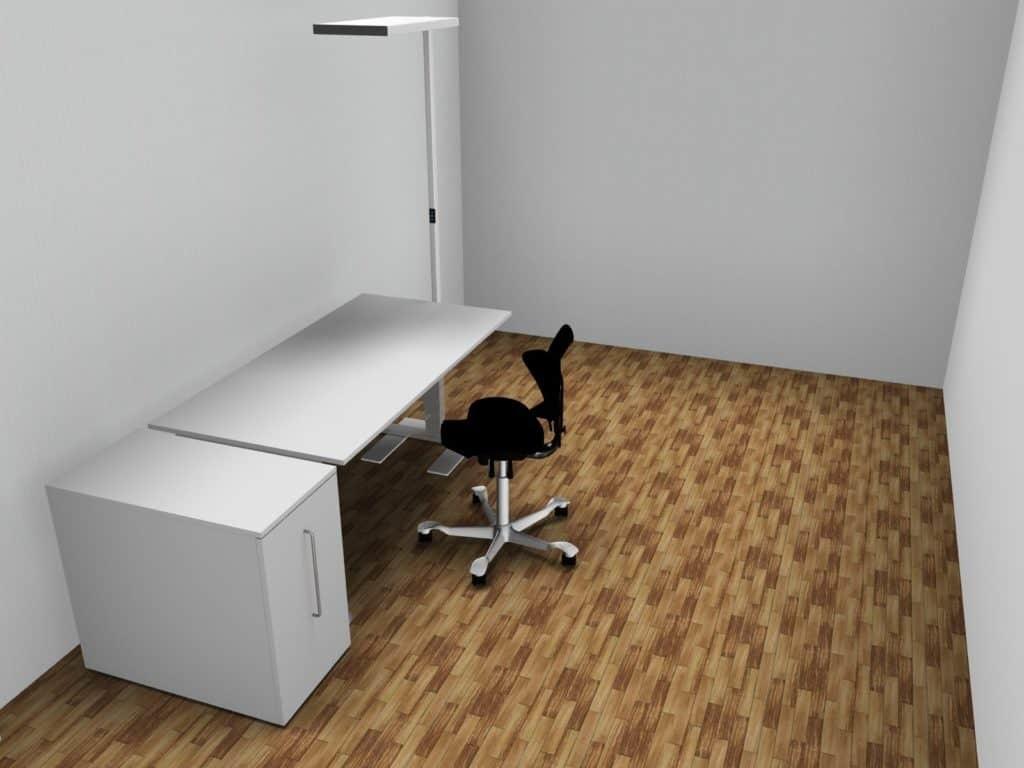 Start Up Büroeinrichtung Solergoch