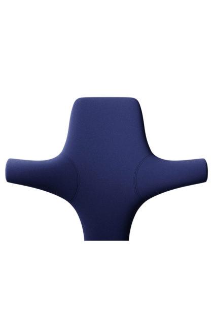 HAG Capisco Rückenbezug Xtreme Blau‣ solergo.ch