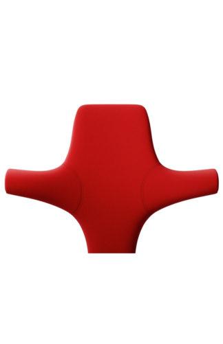 HAG Capisco Rückenbezug Xtreme Rot| solergo.ch