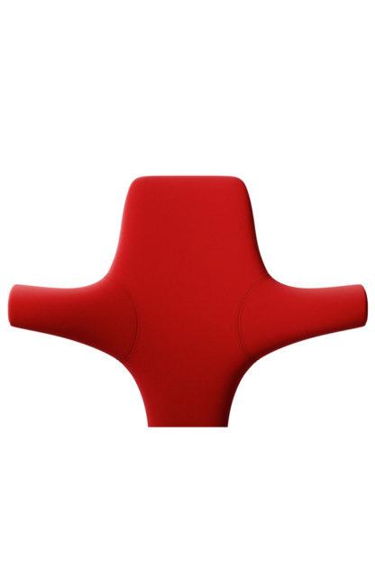 HAG Capisco Rückenbezug Xtreme Rot‣ solergo.ch