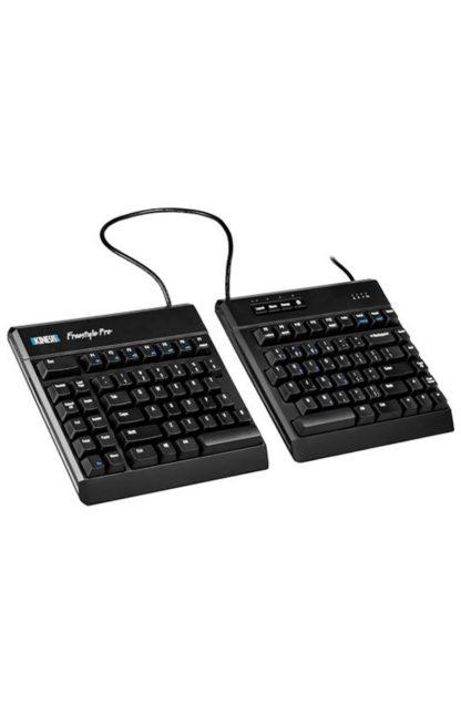 Freestyle Pro Tastatur US Layout QWERTY‣ solergo.ch