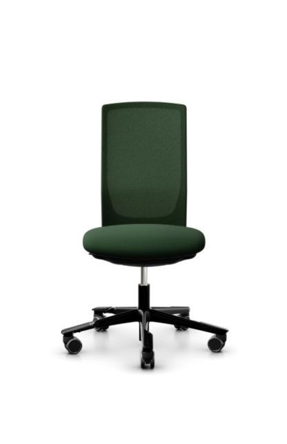 HAG Futu 1100s Bürostuhl mit Netzrücken dunkelgrün