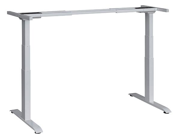 Ergon Object höhenverstellbares Tischgestell silber