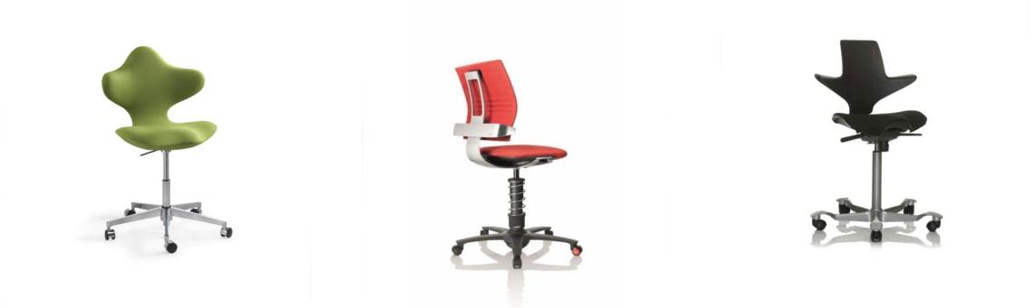 Ein ergonomischer Bürostuhl hilft Ihnen mehr Erfolg und Wohlbefinden zu haben.