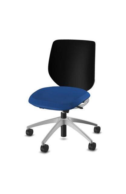 giroflex Bürostuhl 313 Königsblau-schwarz