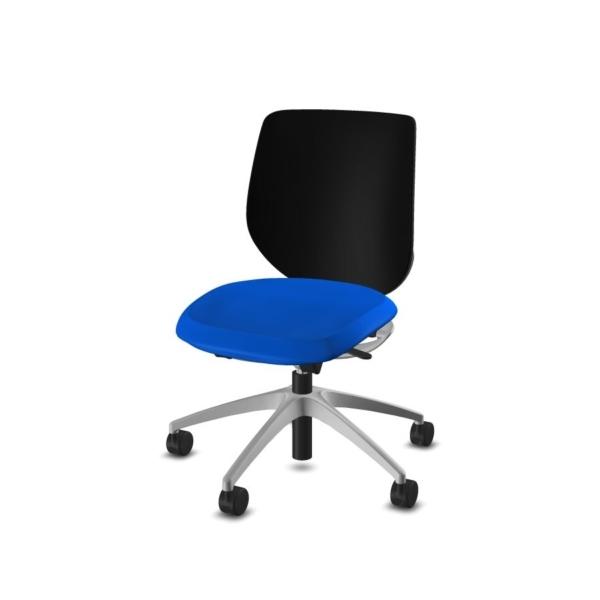 giroflex 313 Bürodrehstuhl königsblau-schwarz