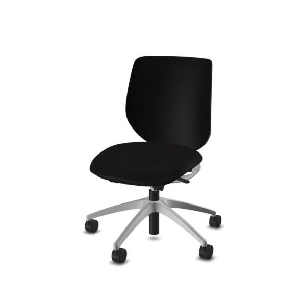 giroflex 313 Bürodrehstuhl schwarz-schwarz