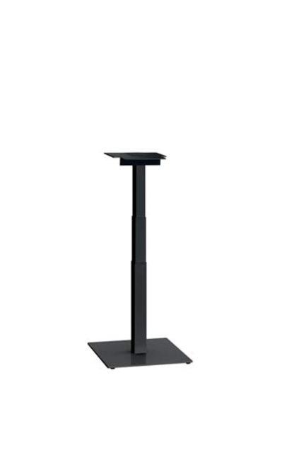 ergon mono Steh-Sitzlift Gestell schwarz