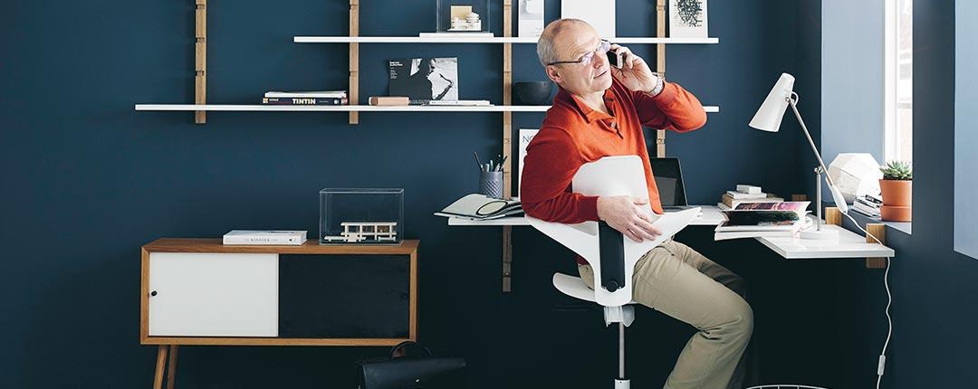 Ergonomie am Arbeitsplatz für Büro und Homeoffice‣ solergo.ch