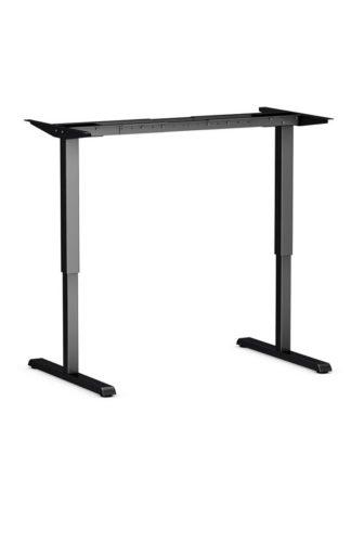 Steelforce Pro 300 Tischgestell schwarz| solergo.ch