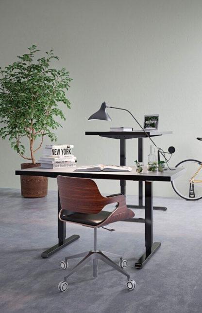 HomeOffice Steelforce Pro 300 Tischgestell schwarz