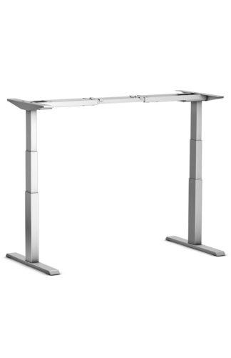 Tischgestell Steelforce 670 Pro silber| solergo.ch